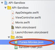Movies JSON