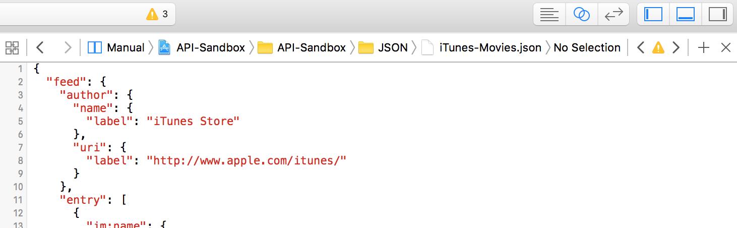 Practicing more JSON parsing   Make School