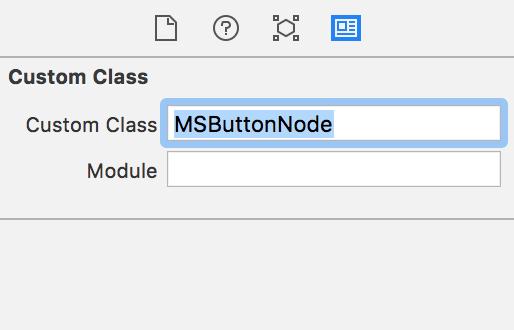 Setting a custom class