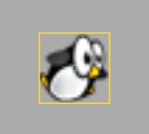 Penguin Scene