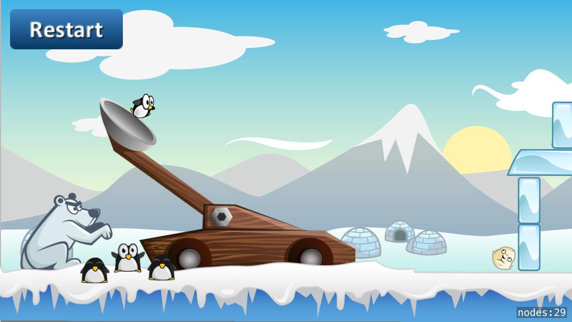 Peeved Penguins Screenshot