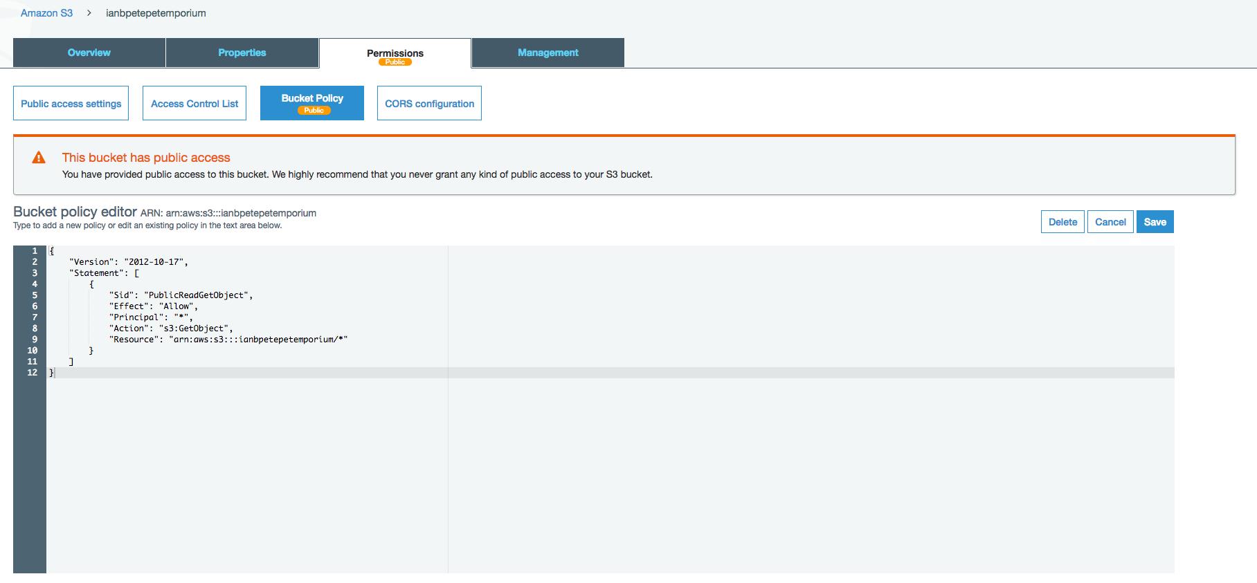 Uploading Files to AWS S3 | Make School