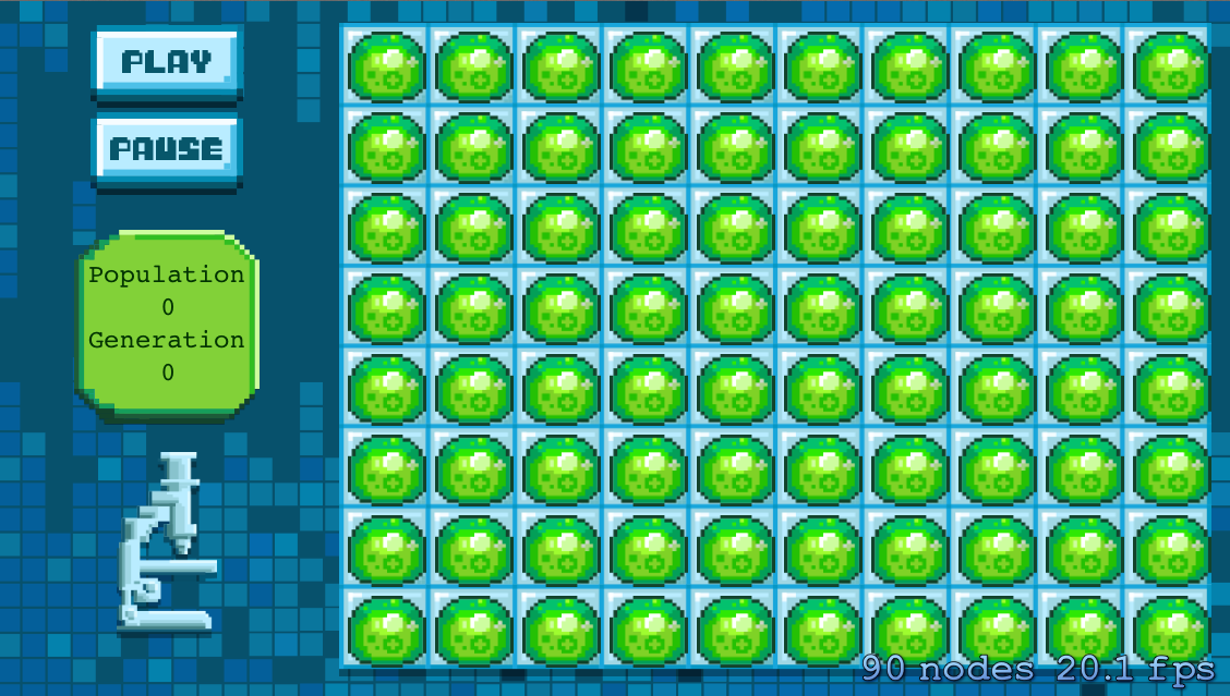 Creature tiles