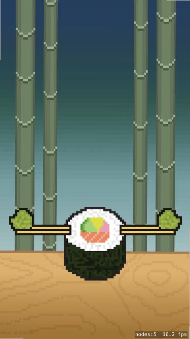 Screenshot Sushi