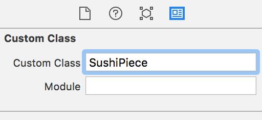 Sushi custom class