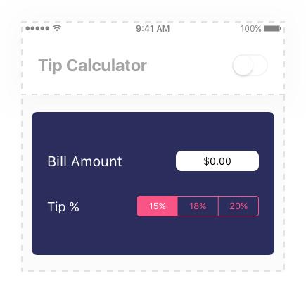 Input Card Design