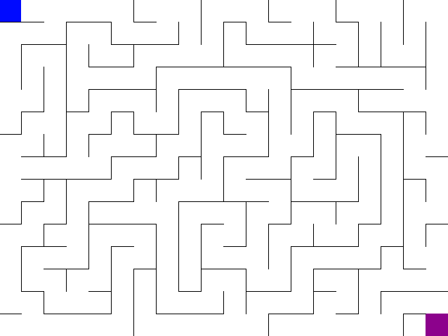 Trees and Mazes Image