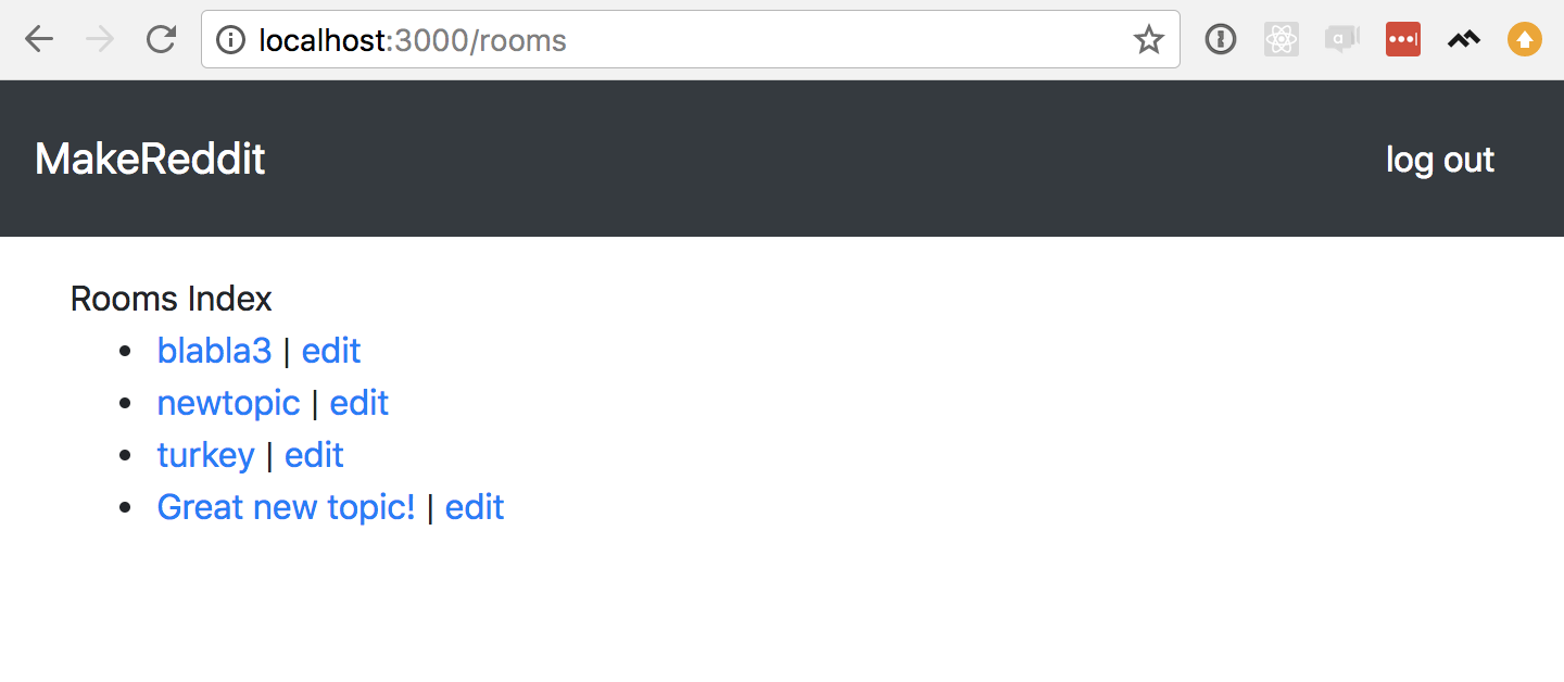 HTTP, REST and Discussion Rooms | Make School