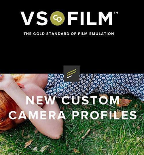VSCO Film Pack 1-7 LR+ACR预设