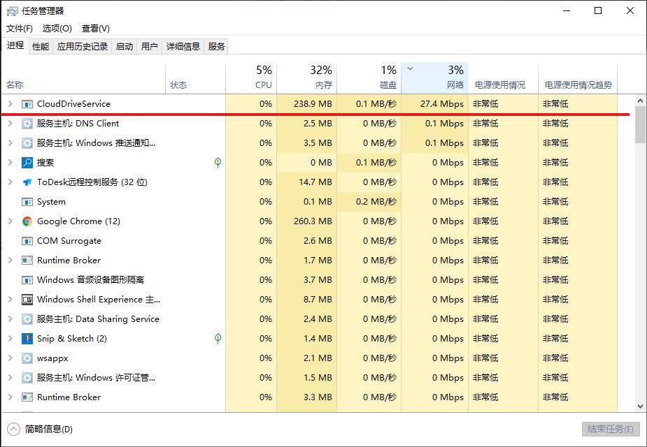Screenshot%202021 08 03%20134851 - CloudDrive 把云盘作为虚拟硬盘