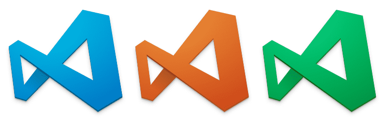 Preview of Visual Studio Code icon