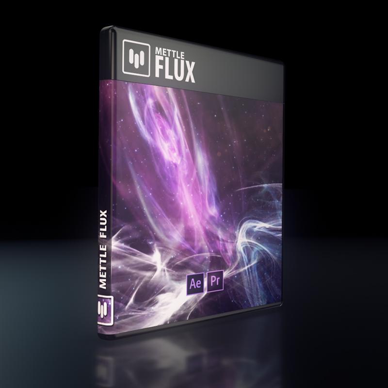 Mettle Flux 1.11.1 破解版 – 抽象几何梦幻背景生成AE插件