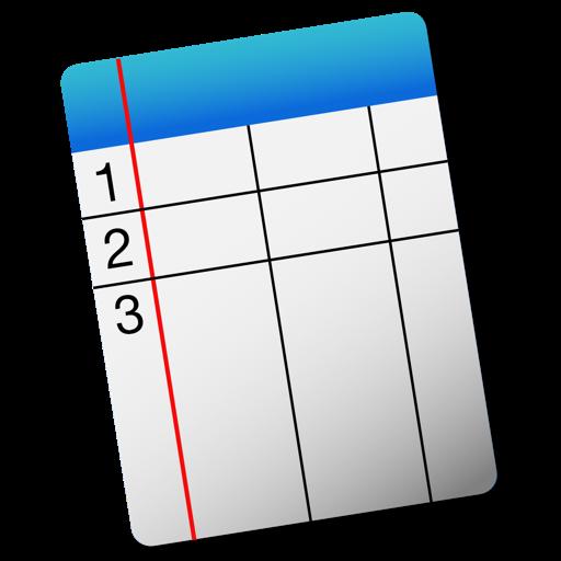 MarkupTable 1.2.2 破解版 – 表格编辑器