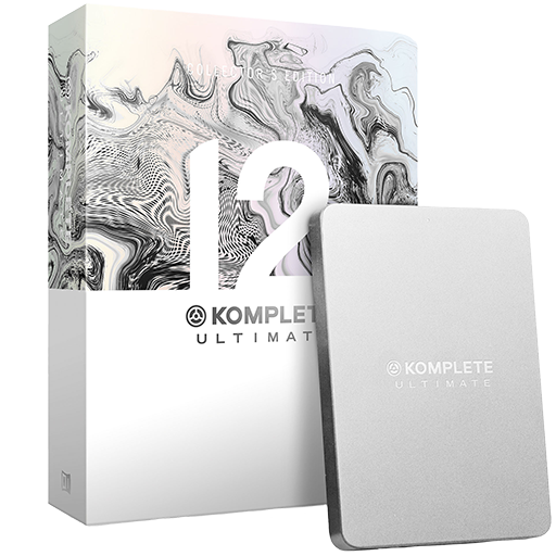 Native Instruments Komplete 12 Ultimate Collectors Edition 1.04 破解版 – 音乐效果工具
