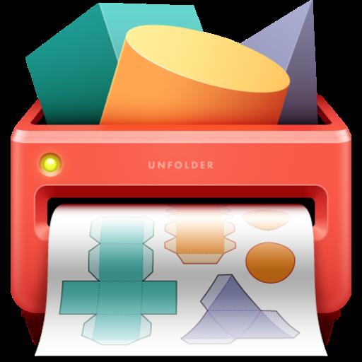 Unfolder 1.10.2 破解版 – 3D模型展开工具