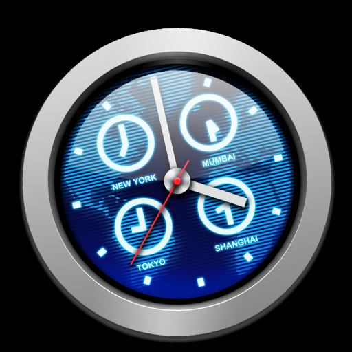 iClock Pro 5.7.1 破解版 – 多功能的高效菜单栏时钟