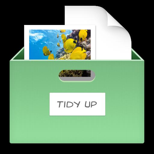 Tidy Up 5.3.8 破解版 – 重复文件清理工具