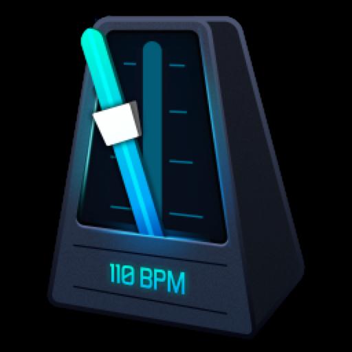 My Metronome 1.2.0 破解版 – 实用的音乐节拍器