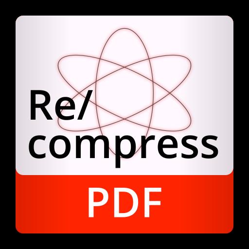 Recompress 20.6 破解版 – PDF重新压缩工具