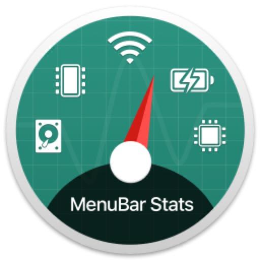 MenuBar Stats 3.2.1 Crack