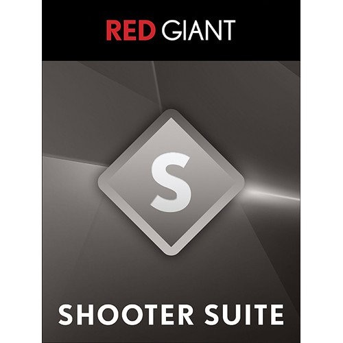 Red Giant Shooter Suite 13.1.13 Crack