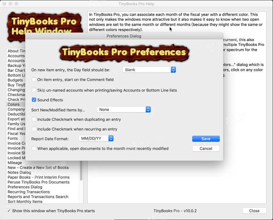 Winograd Tinybooks Pro