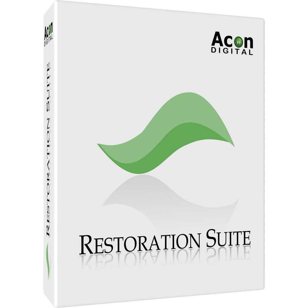 Acon Digital Restoration Suite 2.0.5 Crack