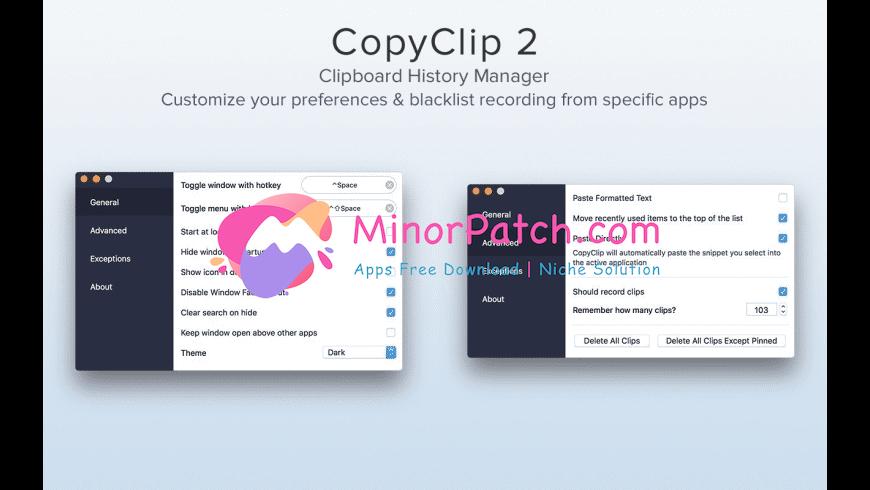 CopyClip