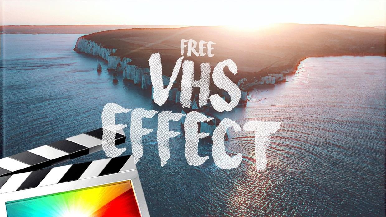 Ryan Nangle – VHS Effects