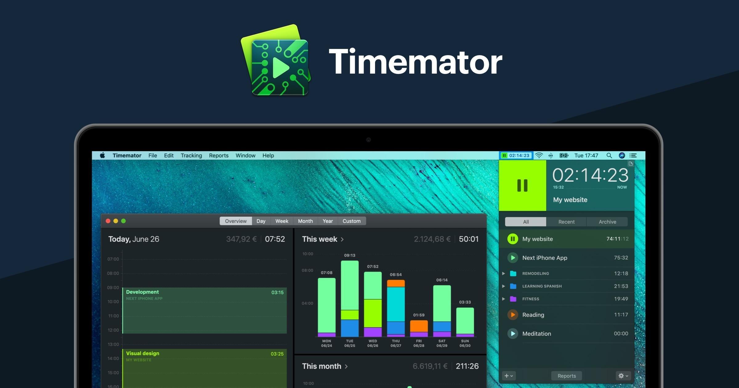 Timemator