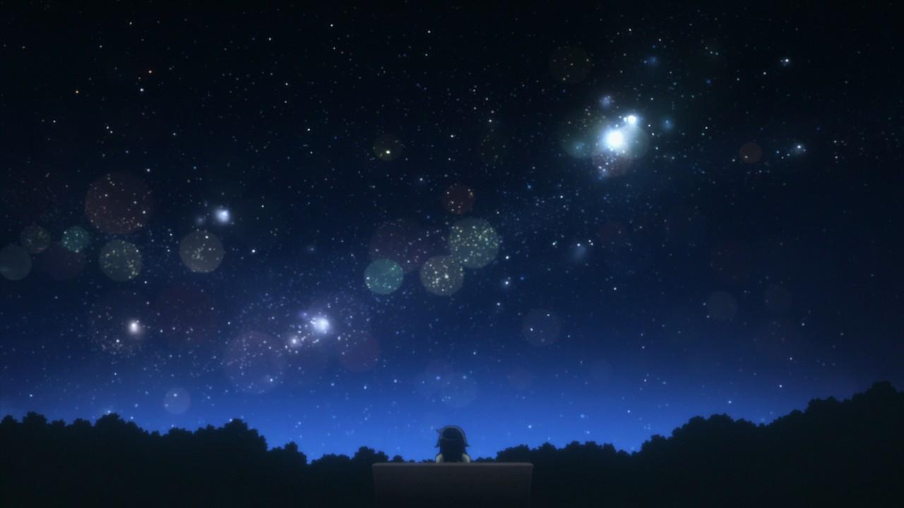 tomoko一个人的星空
