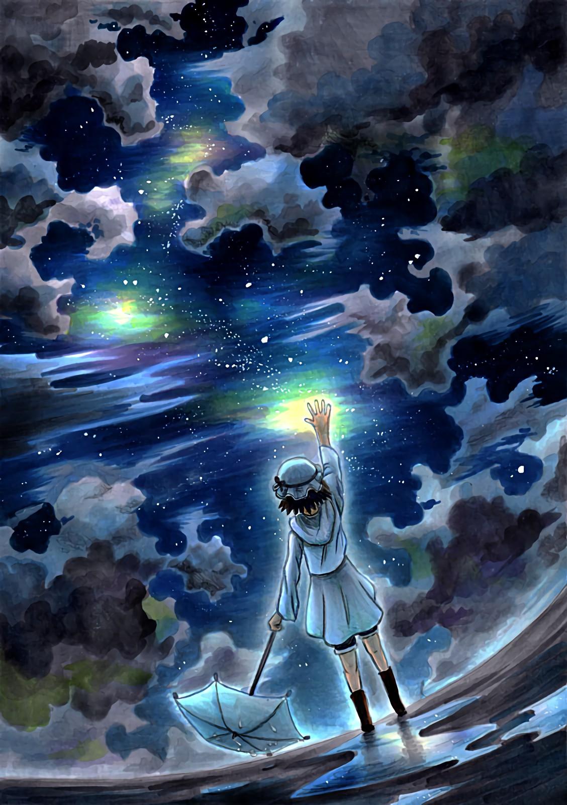Mayuri的stardust shake hand