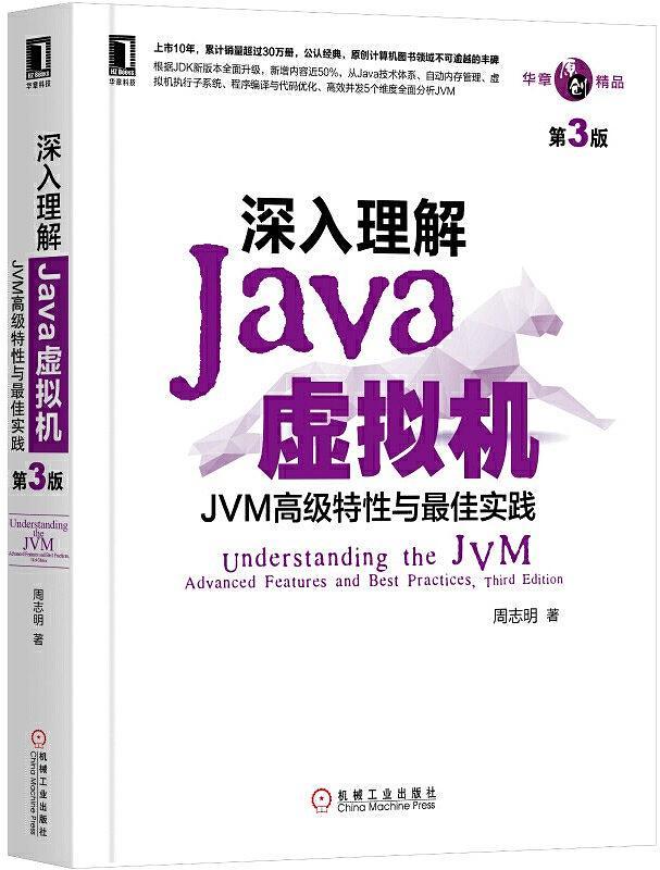 深入理解Java虚拟机第七章—虚拟机类加载机制