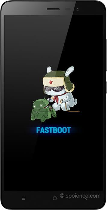小米FastBoot模式