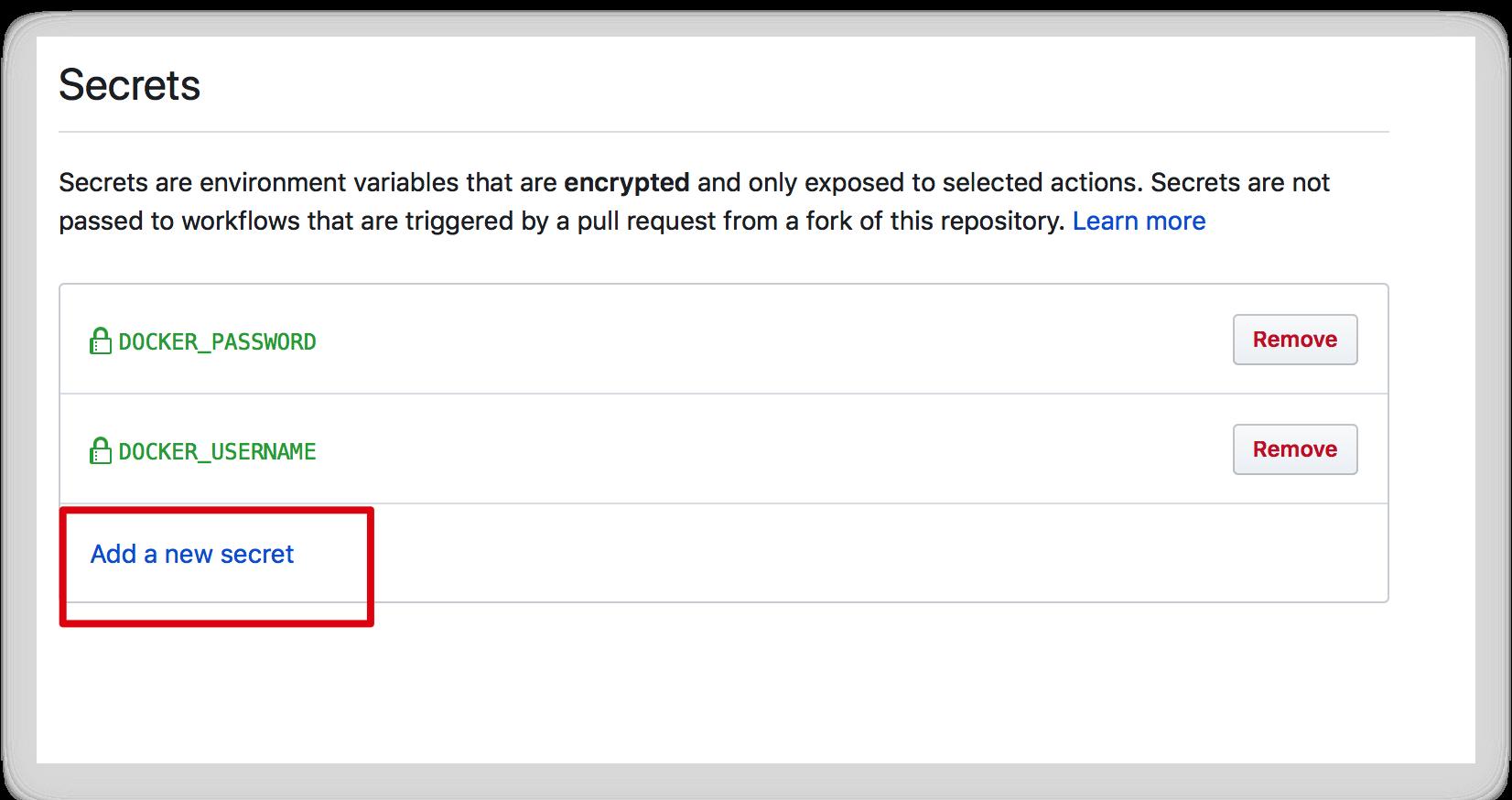 《2020.01.09更新 使用GitHub Action构建image&推送docker hub》