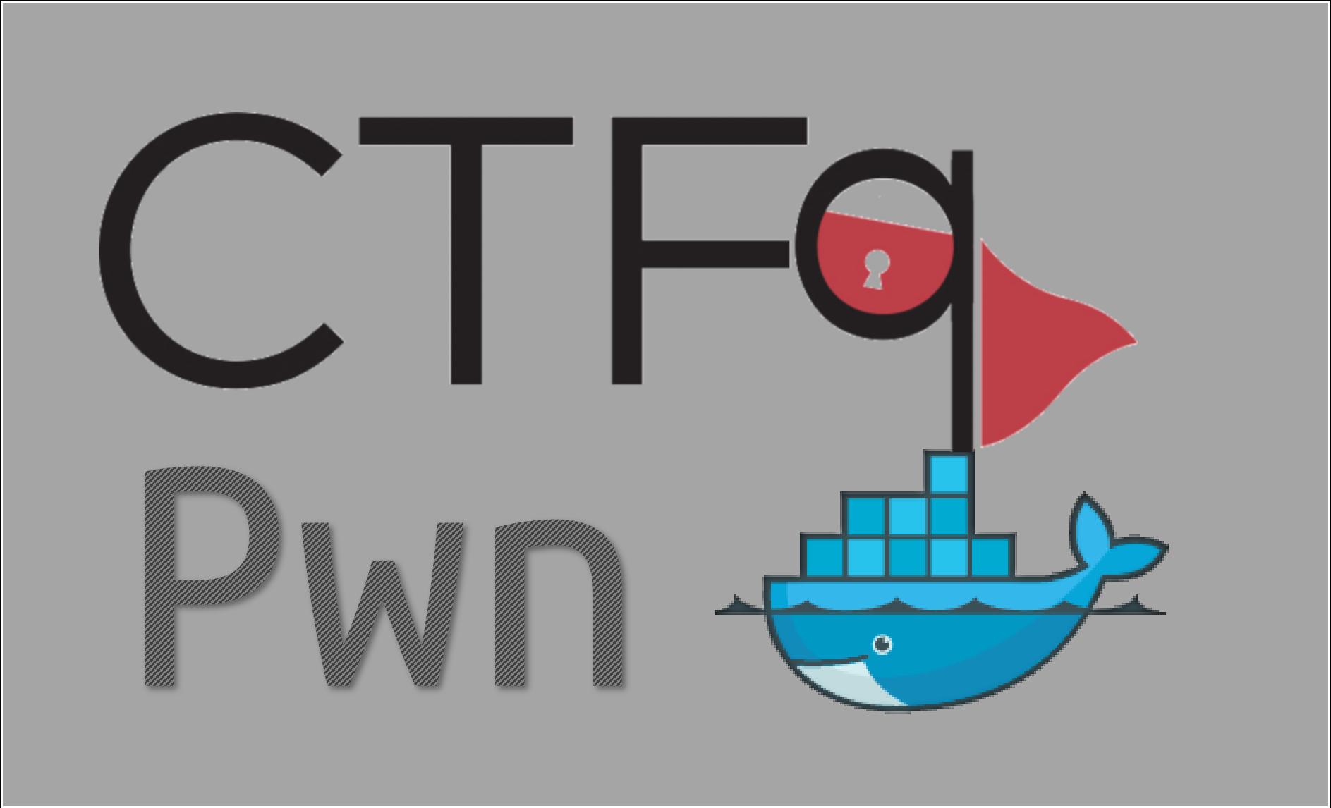 CTFd一键部署Pwn题目动态靶机