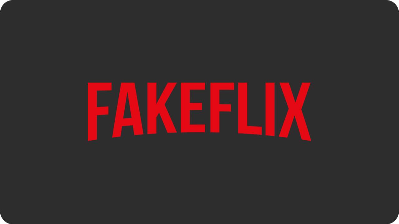 Image of Fakeflix Project