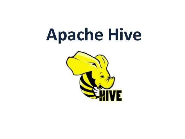 hive操作指南