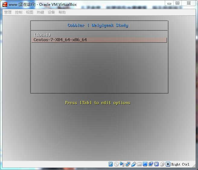 WeiyiGeek.虚拟机网络启动