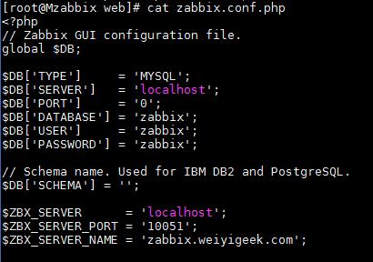 WeiyiGeek.zabbix.conf.php