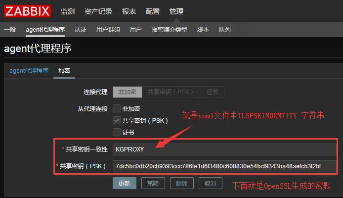 WeiyiGeek.建立zabbix-proxy