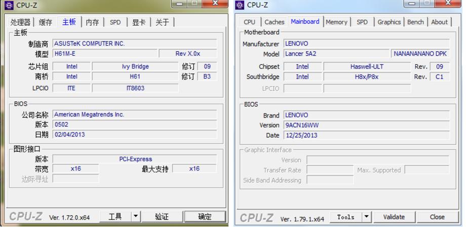 WeiyiGeek.CPU-Z
