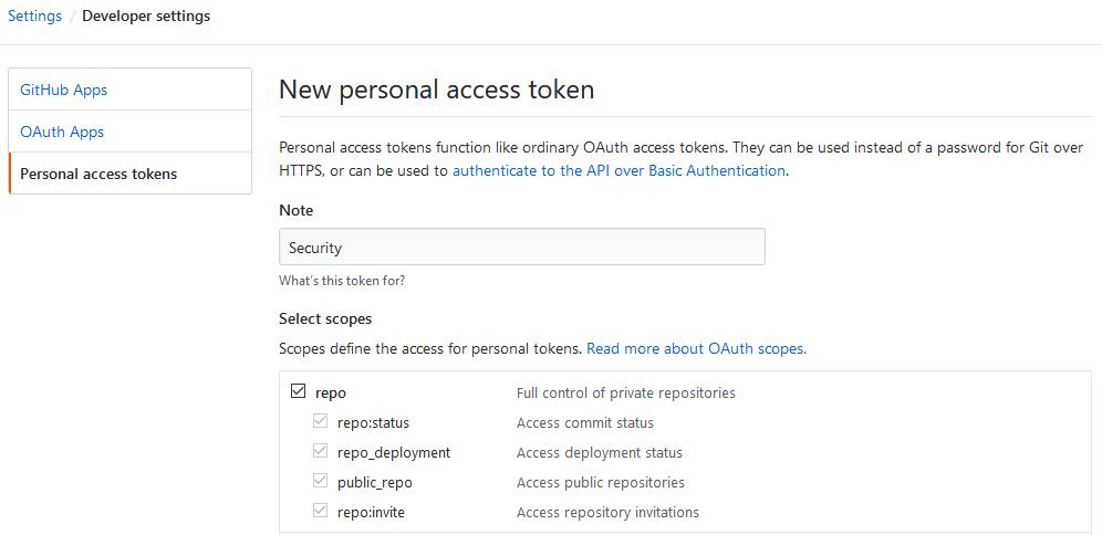 WeiyiGeek.settings-tokens