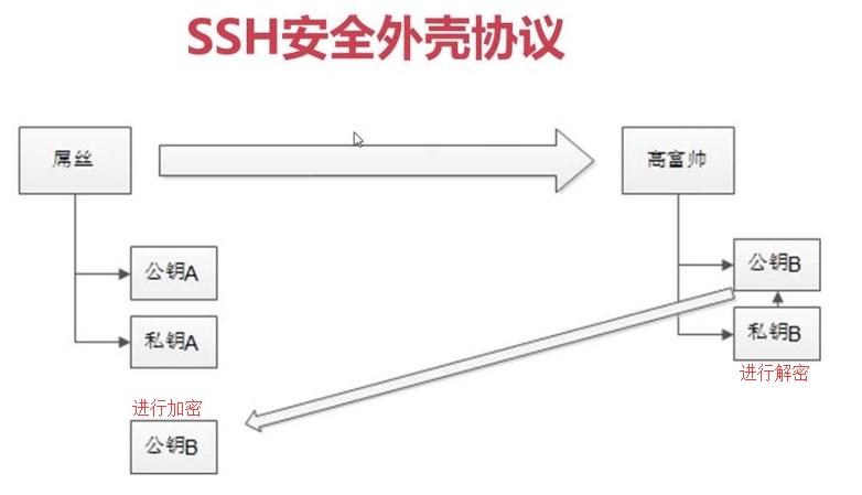 WeiyiGeek.ssh安全外壳协议