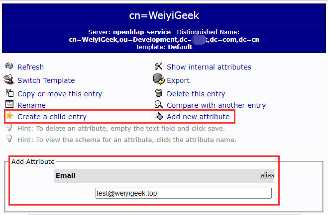 WeiyiGeek.Email