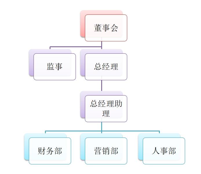 图14 公司结构