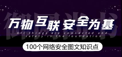 100个网络安全图文知识点