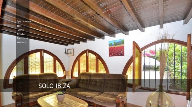 Apartamentos 180 Puerto Alcudia Apartment Mallorca booking
