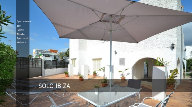 Apartamentos 180 Puerto Alcudia Apartment Mallorca opiniones