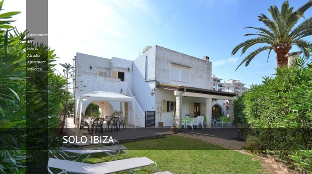 180 Puerto Alcudia Apartment Mallorca